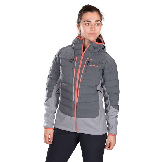 Trangoworld Abeille Jacket W - Photo de détail