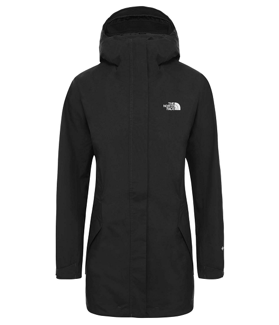 The North Face All Terrain Zip In Jacket W - Black