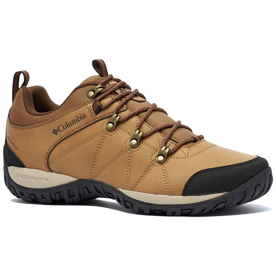 Columbia Peakfreak Venture Waterproof - Elk/Dark Adobe