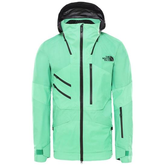 The North Face Summit Brigandine Futurelight Jacket - Chlorophyll Green Fuse