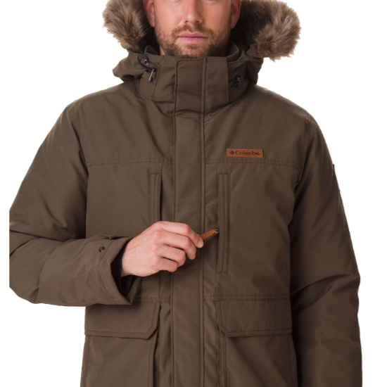 Columbia Marquam Peak Jacket - Foto de detalle