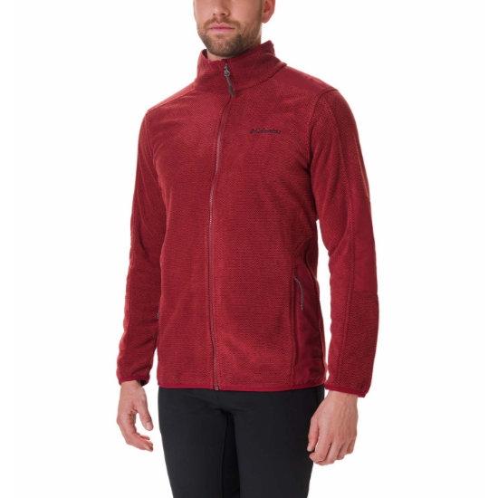 Columbia Tough Hiker Fz Fleece - Red Jasper