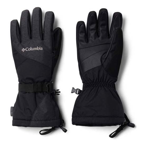 Columbia Whirlibird Glove W - Black