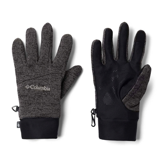 Columbia Birch Woods Glove - City Grey