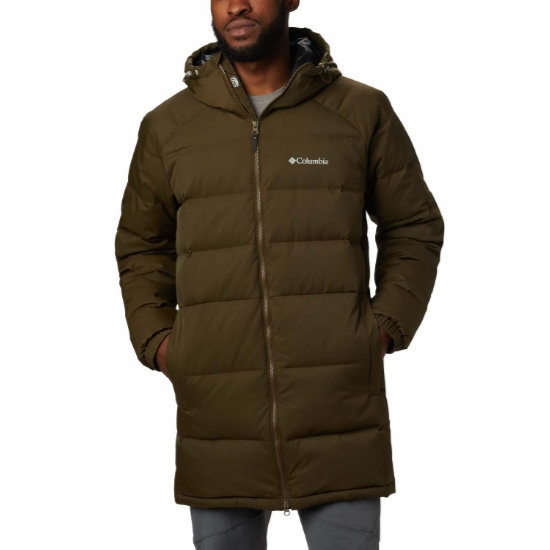 Columbia Macleay Down Long Jacket Men