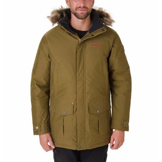 Columbia Timberline Ridge Jacket - Olive Brown