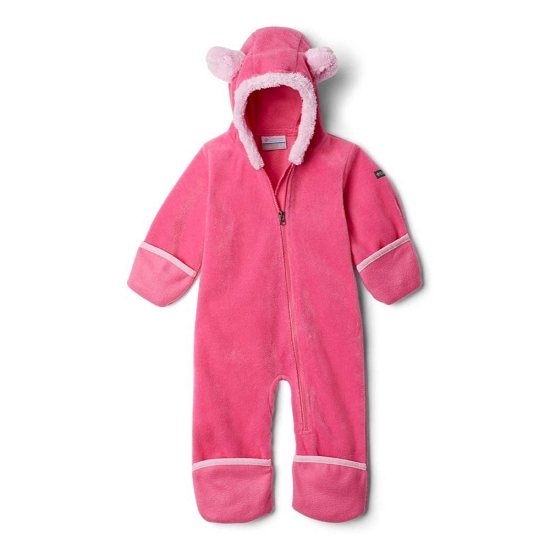 Columbia Tiny Bear II Bunting - Pink Ice/Pink Clove