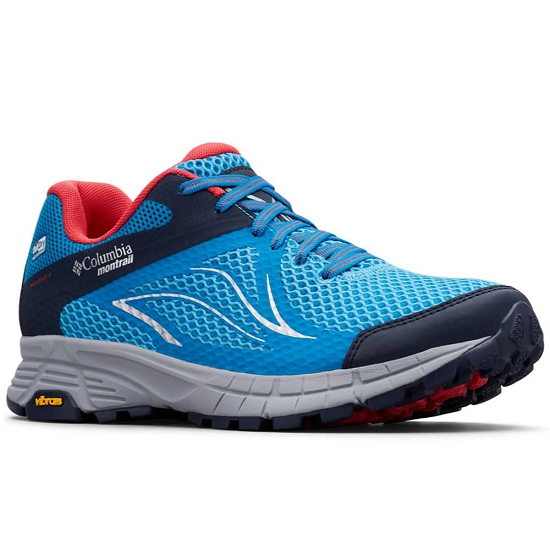 Columbia Mojave Trail II OutDry W - Blue Chili/Red Cam