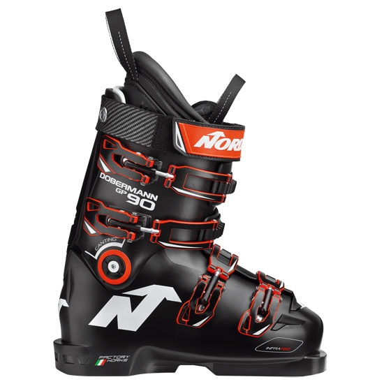 Nordica Doberman GP 90 Thermoformable - Black
