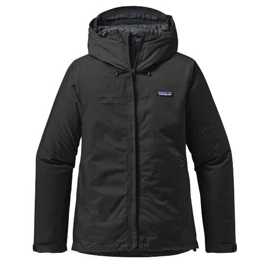 Patagonia Insulated Torrentshell Jacket W - Black