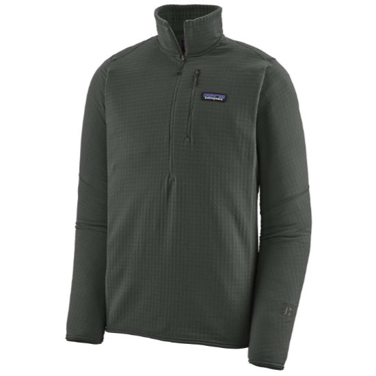 Patagonia R1 Fleece Pullover - Forge Grey