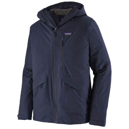 Patagonia Insulated Snowshot Jacket - Classic Navy