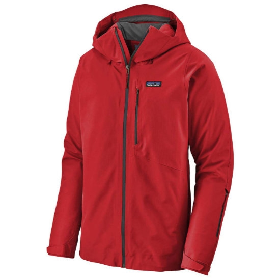 Patagonia Powder Bowl Jacket - Fire