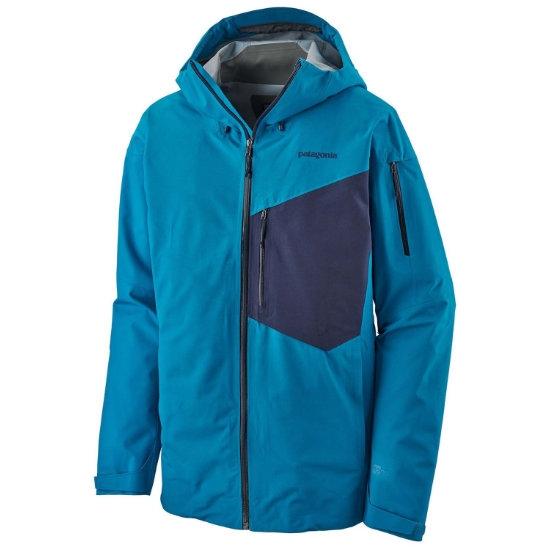 Patagonia Snowdrifter Jacket - Balkan Blue