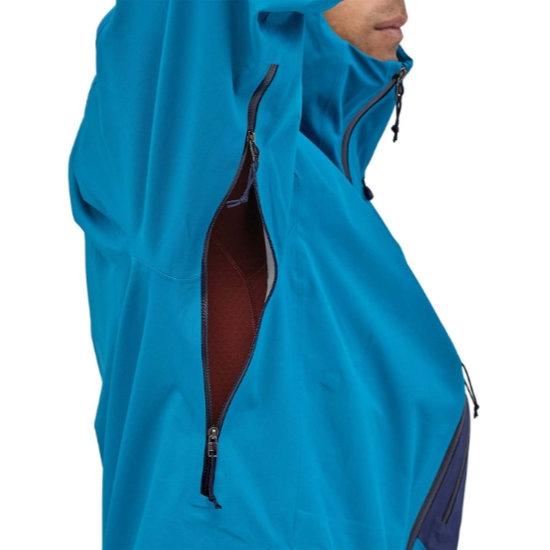 Patagonia Snowdrifter Jacket - Photo of detail