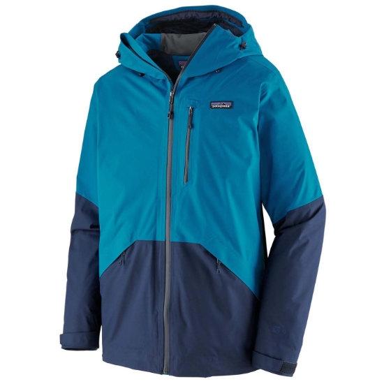 Patagonia Snowshot Jacket - Balkan Blue