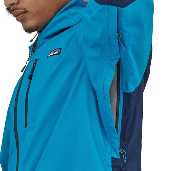 Patagonia Snowshot Jacket - Photo of detail