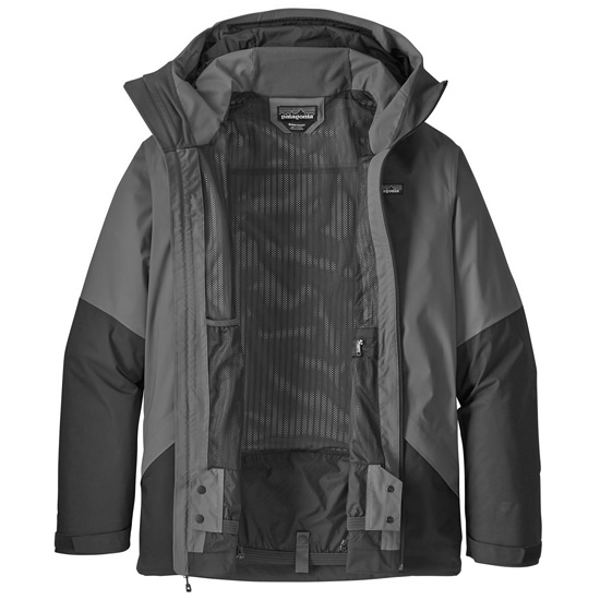 Patagonia Snowshot Jacket - Photo of detail