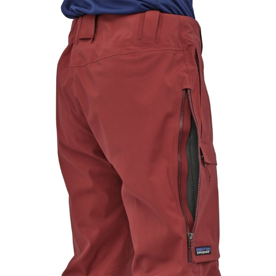 Patagonia Untracked Pants - Photo of detail