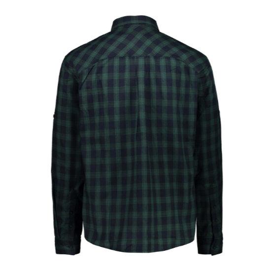 Campagnolo Brushed Flannel Shirt - Photo de détail