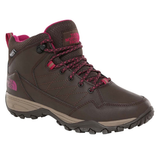 The North Face Storm Strike II Wp W - Coffee Brown/Fossil