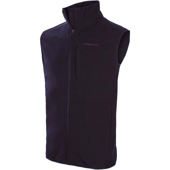 Trangoworld Torco Vest - Negro Azulado