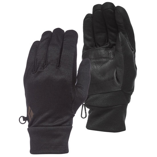 Black Diamond Midweight Wooltech Gloves - Anthracite