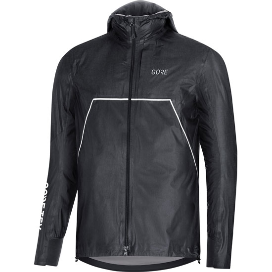 Gore R7 Gtx Shakedry Trail Hooded - Black