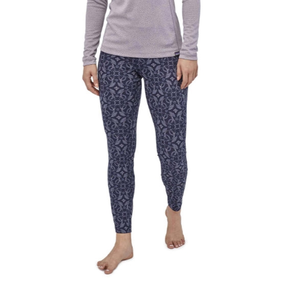 Patagonia Capilene Midweight Bottoms W - Photo of detail