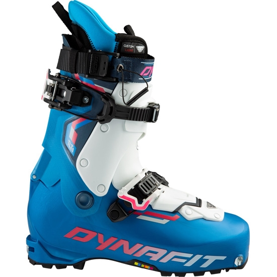 Dynafit TLT8 Expedition CL W - Methyl Blue/Lipstic