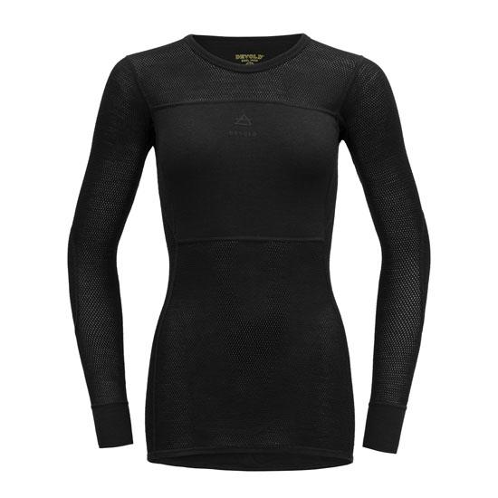 Devold Wool Mesh Shirt W - Caviar