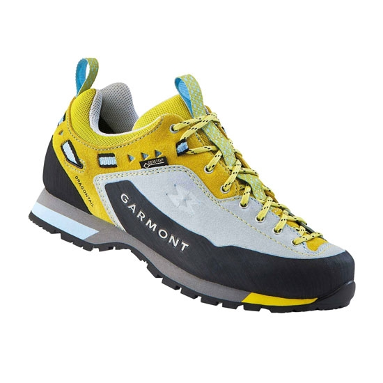 Garmont Dragontail Lt Gtx W - Light Blue/Lemon