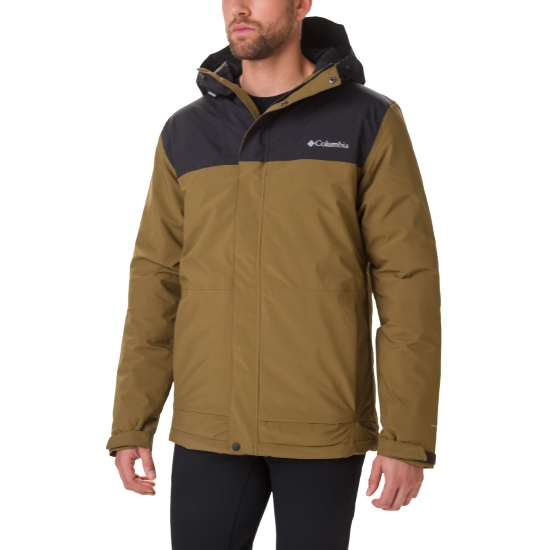 Columbia Horizon Explorer Insulated Jacket - Olive Brown