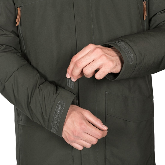 Trangoworld Parka Inobe Termic Dv - Photo of detail