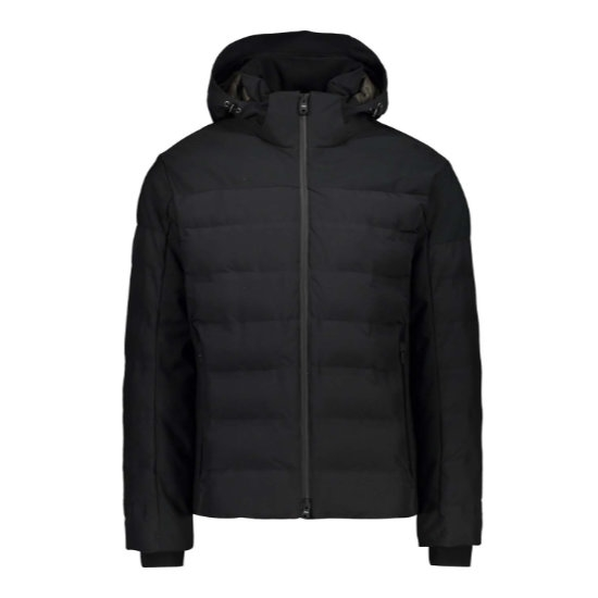 Campagnolo Light Softshell Zip Hood - Nero