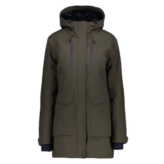 Campagnolo Oxford Fix Parka W - Olive