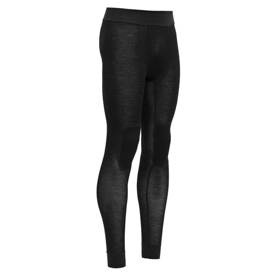 Devold Wool Mesh Long Johns - Caviar