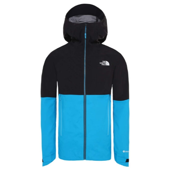 The North Face Impendor Shell Jacket - Acoustic Blue/Black