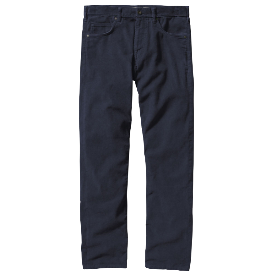 Patagonia Straight Fit Cords - Neo Navy