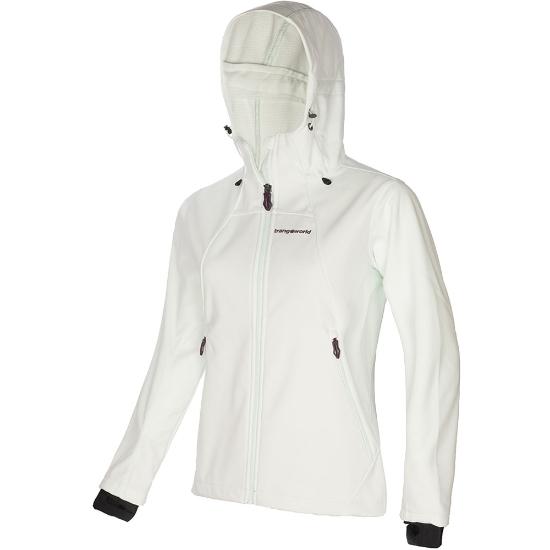 Trangoworld Kitzbuhel Jacket W - Blanco Menta