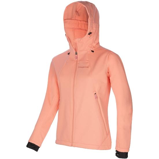 Trangoworld Kitzbuhel Jacket W - Rosa Desierto