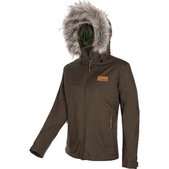 Trangoworld Messina Complet Jacket W - Dark Green