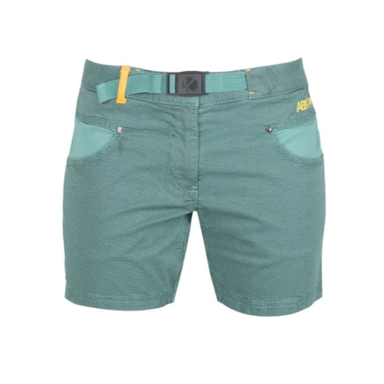 Abk Reta Light Short W - Agate Green