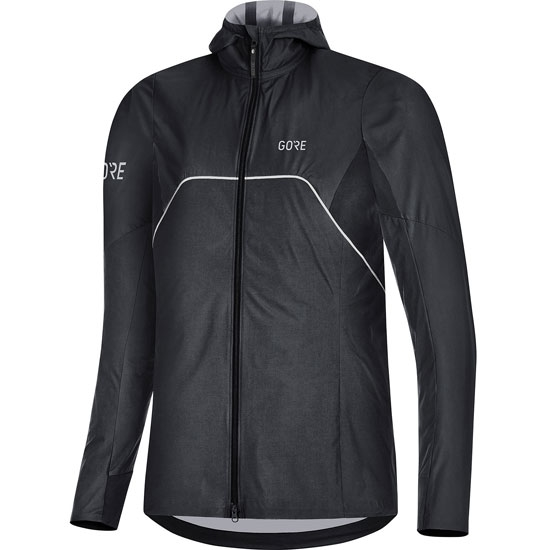 Gore R7 Gtx Shakedry Trail Hooded W - Black