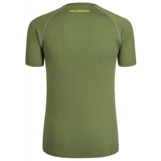 Montura Seamless Warm T-Shirt - Photo of detail