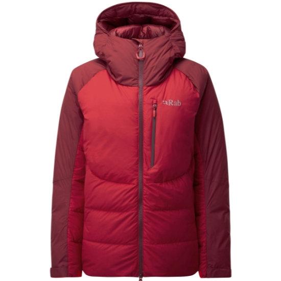 Rab Infinity Jacket W - Crimson