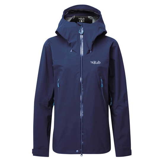 Rab Kangri Gtx Jacket W - Blueprint