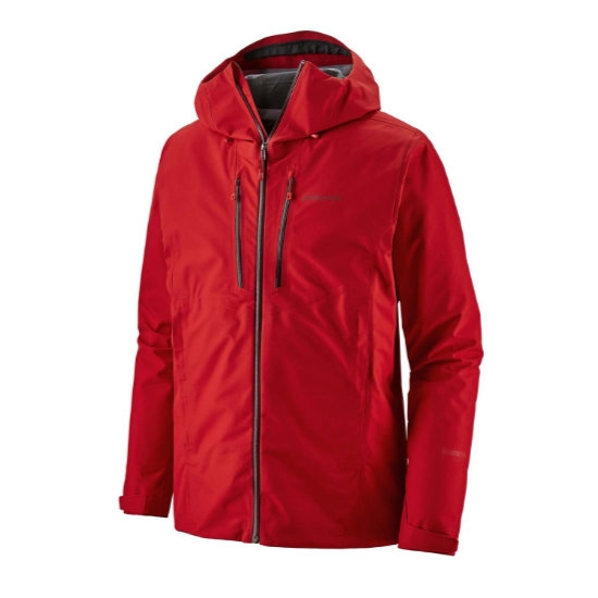Patagonia Triolet Jacket - Fire