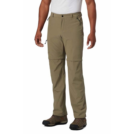 Columbia Triple Canyon Convertible Pant - Sage