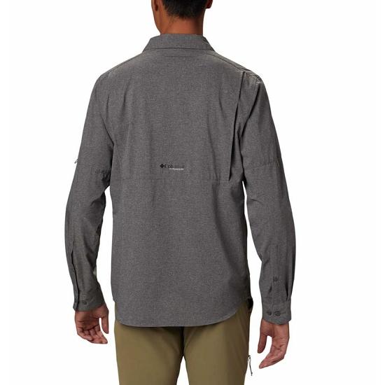 Columbia Irico Shirt - Photo of detail